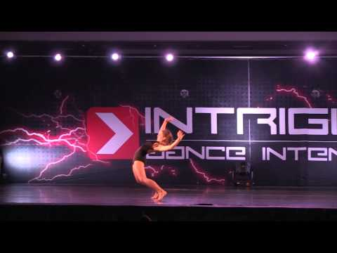 Senior 2014 National Improv Runner-Up | Sydney Desando | Intrigue Dance Intensive