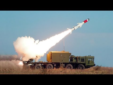 Russia's Kh-35 Bal-E Coastal Missile System -  Russian Military Power