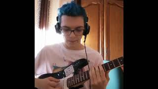 Green Day - Father Of All... (Guitar Cover)