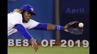 MLB Best Plays 2019ᴴᴰ (April)