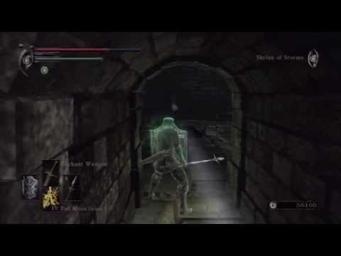 Demon's Souls 4-1 Shrine of Storms Walkthrough (items and strategy)