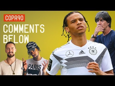 Leroy Sané left out of Germany's World Cup Squad?! | Comments Below