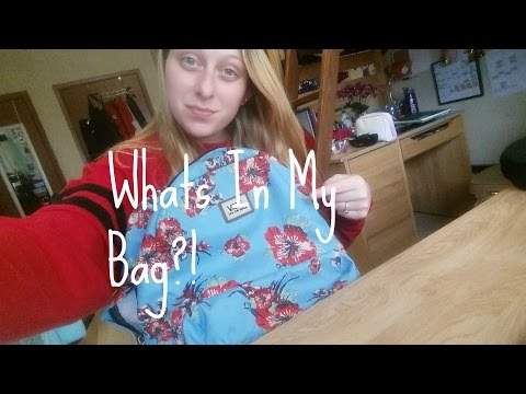 whats-in-my-bag?!