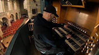 "interstellar ""First Step"" Hans Zimmer soundtrack - church Organ / piano cover epic"