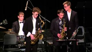 Spring Concert 2014: Moment (Jazz Standards Group)