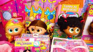 Adoptamos a Churro y Atole y otros casimeritos Muñecas y juguetes con Andre para niñas y niños