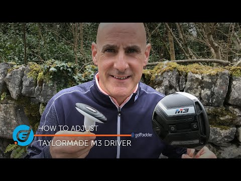 How To Adjust Your TaylorMade M3 Driver
