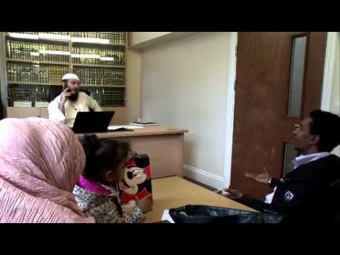Inside a sharia divorce court