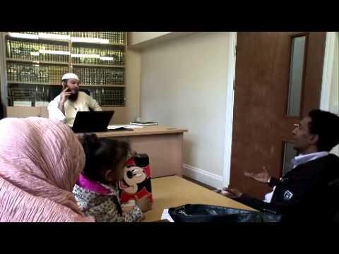 Inside a sharia divorce court