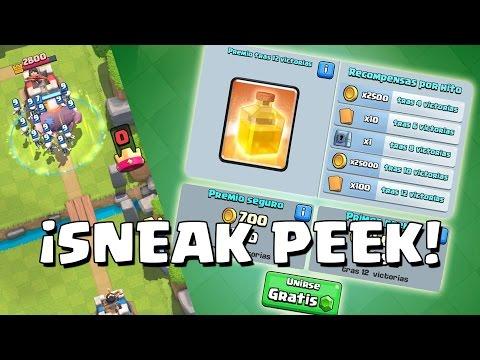 ¡DESAFÍO DE ELECCIÓN DE CURACIÓN! La nueva carta gratis | Sneak Peek | Clash Royale con Alvaro845