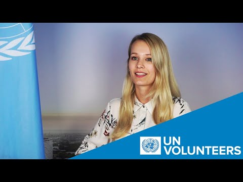 UN Volunteer Empowering Youth In Moldova With UNICEF