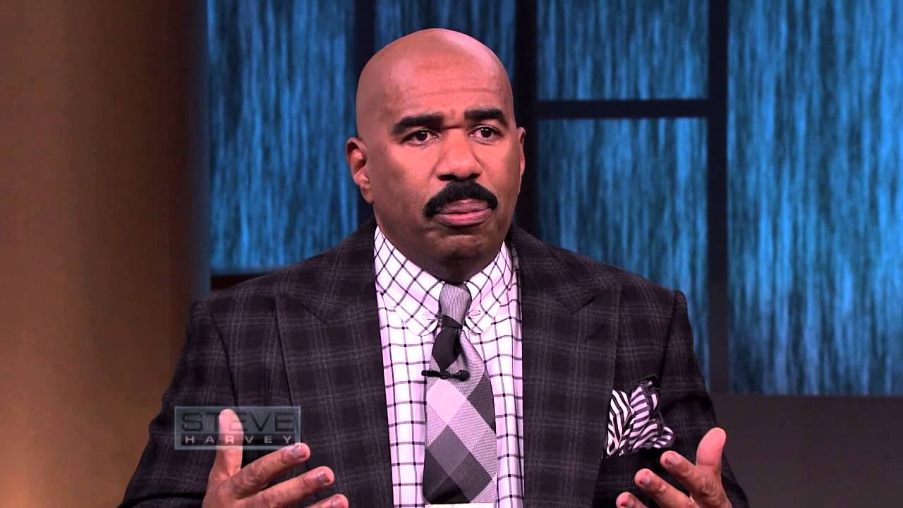Steve Harvey Act Like A Success Book