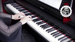"DEBUSSY - ""Clair de Lune"" Easy Piano Version"