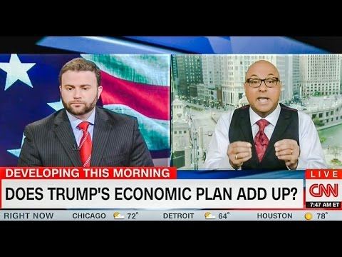 Trump Co-Chair: 'Trickle-Down Economics Has Actually Worked'