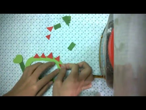 Dinosaur Crafts For Kids - Craft Ideas For Kid