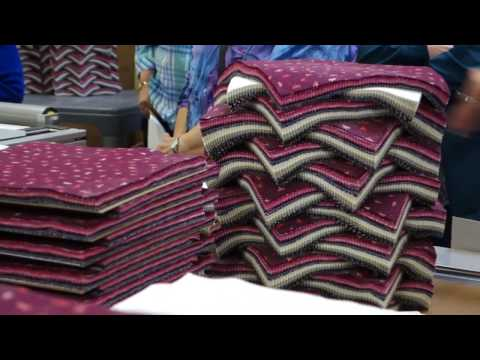 The Quilt Show: Layer Cakes at RJR Fabrics