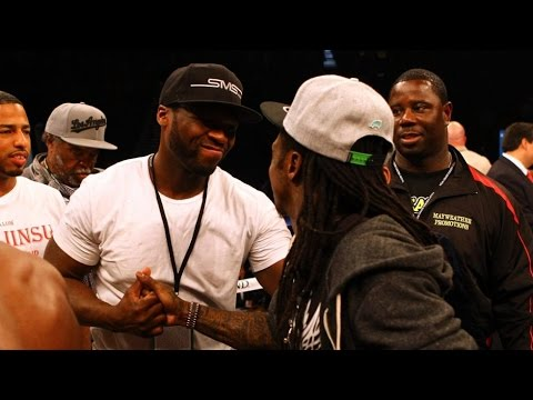 The truth behind the 50 cent and lil wayne beef