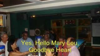 Hello Mary Lou - Ricky Nelson Karaoke byCharlie