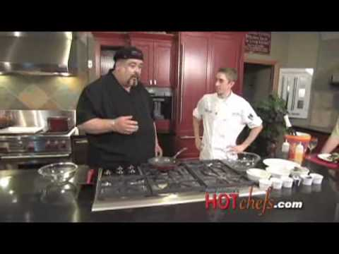 New Mexicos Hot Chefs Tm,Bravo! Cucina Italiana, Crab Cakes