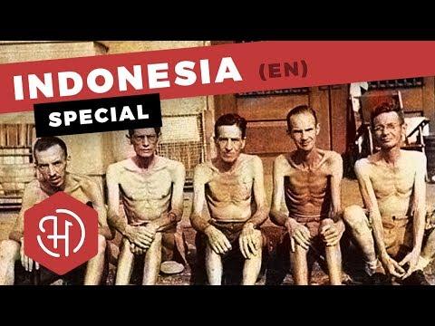 [Indonesia] Japanese internment camps - World War II