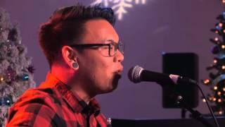 AJ RAFAEL - SILENT NIGHT | Live at #Tubeathon 2014