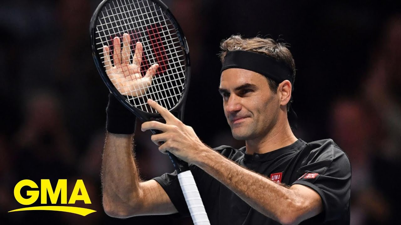 Wishing Roger Federer a happy 39th birthday!