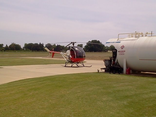 Helicopter Chico to Orland