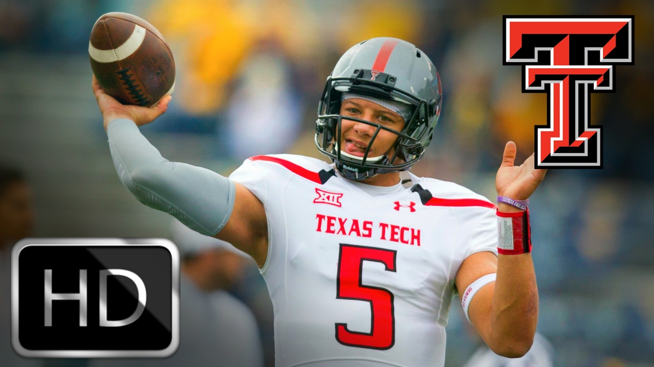 Patrick Mahomes    Most Underrated QB in the Country ...