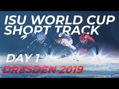 ISU World Cup Short Track | Dresden 2019 (Day 1)