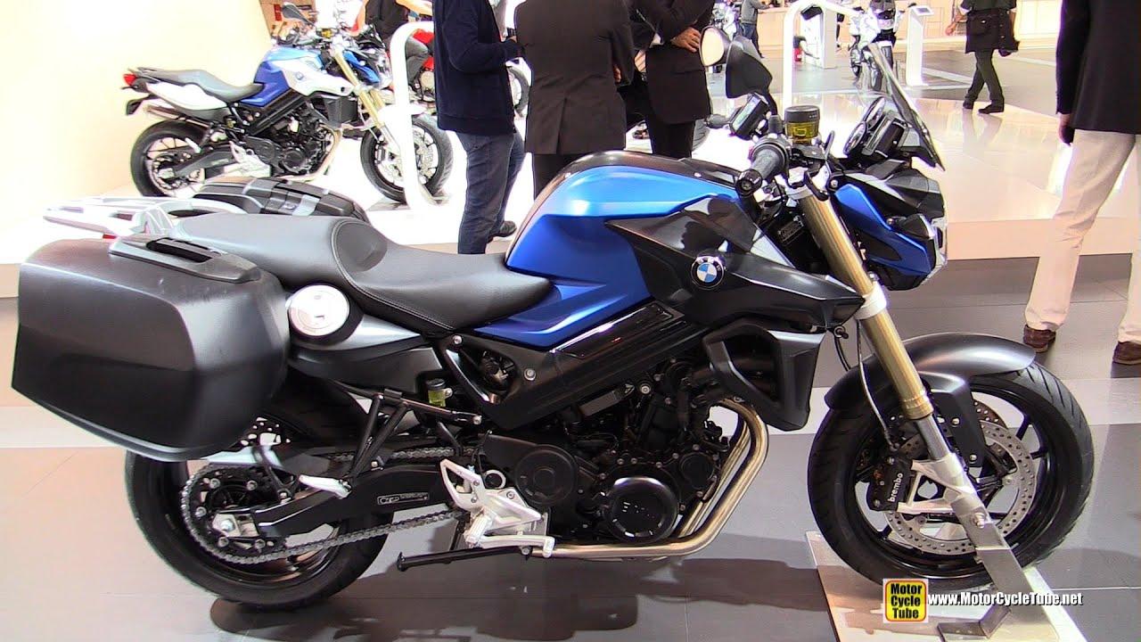 2015 Bmw F800r Walkaround 2014 Eicma Milan Motorcycle Exhibition