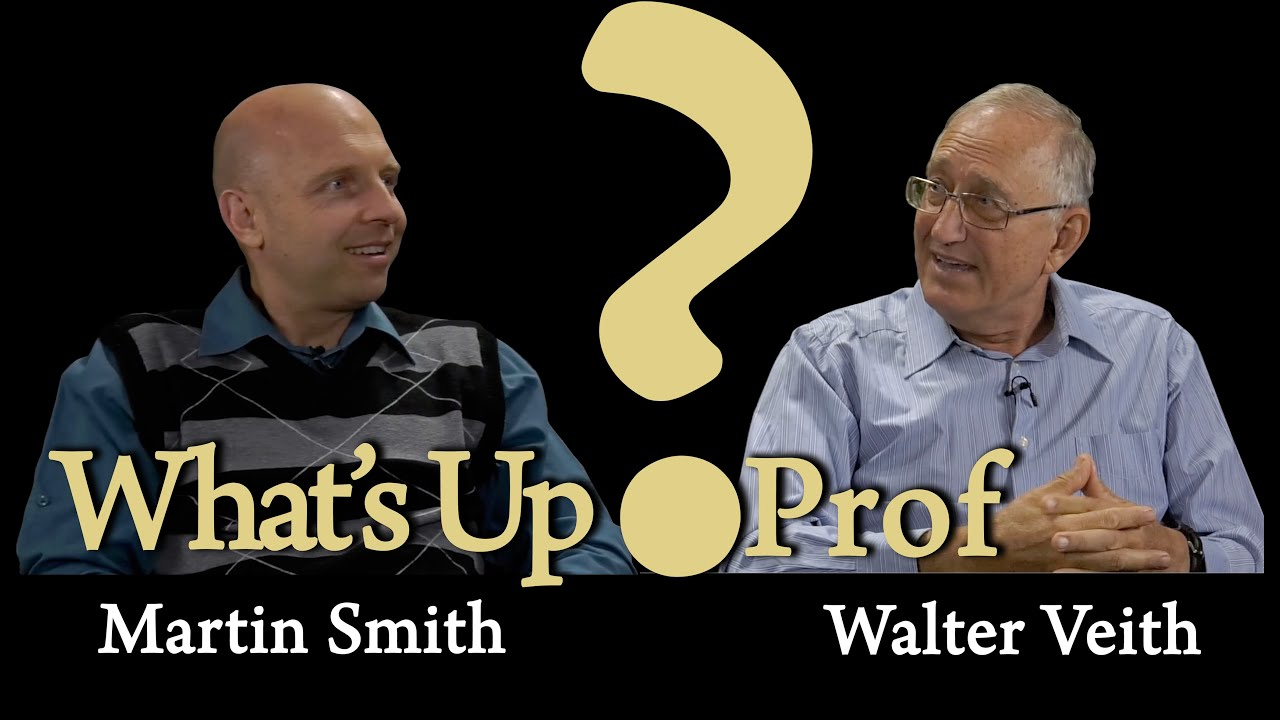 Walter Veith & Martin Smith - What's Up Prof Episode 46 Removed?
