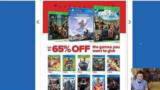 Let's Check Out The 2018 Gamestop Black Friday Ad