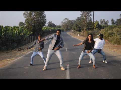 DIGGY DOWN | INNA ft. Marian hill | DANCE COVER | MANOJ CHOREOGRAPHY