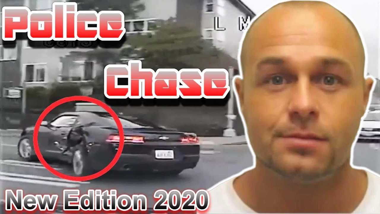 Police Chase - Seattle 2015 - Edition 2020