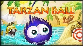 Tarzan Ball - Game preview / gameplay