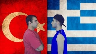 Greece vs. Turkey Part 2 | Immortal Rap Battles Of Nations #15