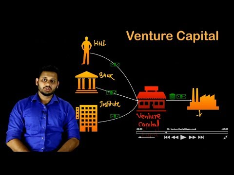 Venture Capital Basics | CA Final SFM New Syllabus | Conferenza.in
