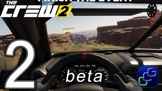 The CREW 2 beta PC Gameplay - Part 2 - Offroad TRAIL