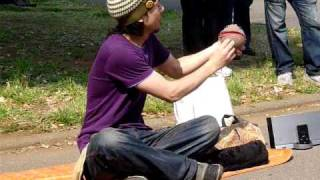 Japanese Crystal Ball Performer (Contact Juggling) thumbnail