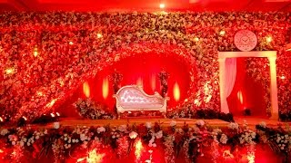 Best Indian Wedding Reception By KMK Events at Ongole...