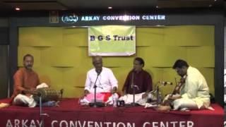 Prof.Venkataramanan - Shahana Daru Varnam by Muthaiah Bhagavathar