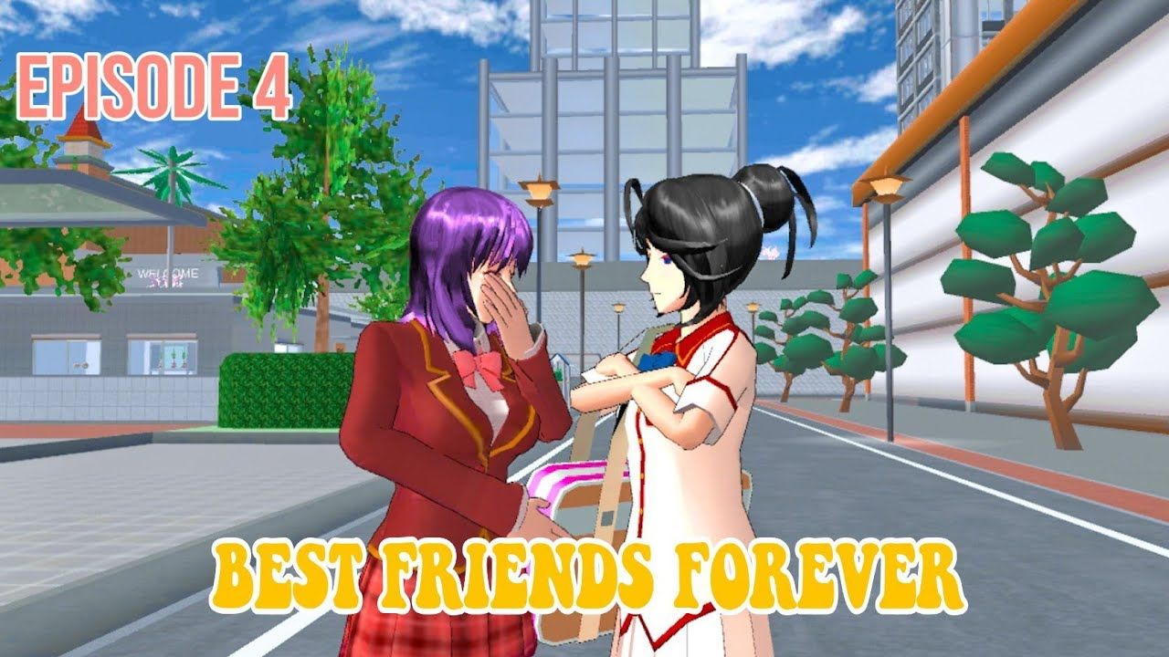 Download BEST FRIENDS FOREVER | EPISODE 4 | SAKURA SCHOOL SIMULATOR