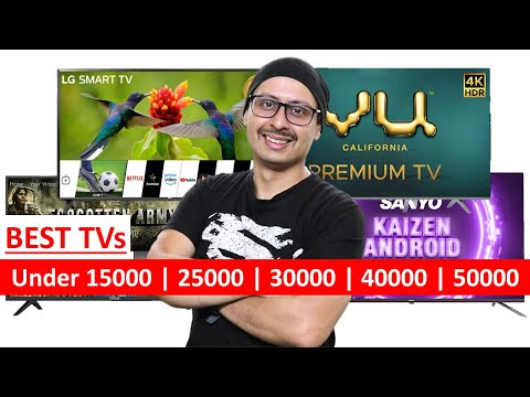 Best TV To Buy In May Under 15000 | 25000 | 30000 | 35000 | 40000 | 50000