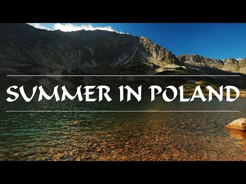 Summer time in Poland