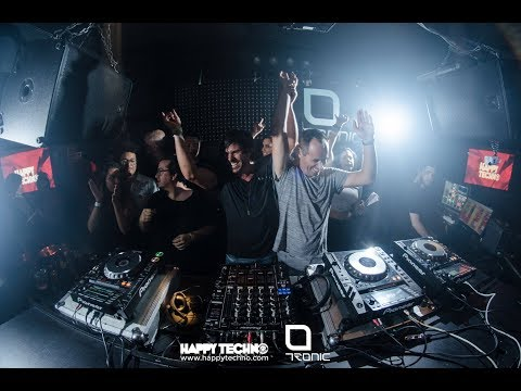 Lexlay @ Happy Techno & Tronic OFF WEEK Showcase (Barcelona / Spain) - 16/06/2017