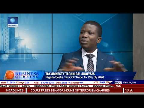 A technical analysis of the new tax amnesty regime (VAIDS) by Yomi Olugbenro Part 3