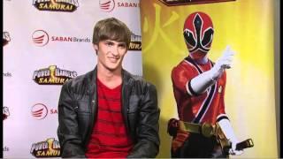 Ask a Ranger: Do You Own Any Power Rangers Samurai Toys?