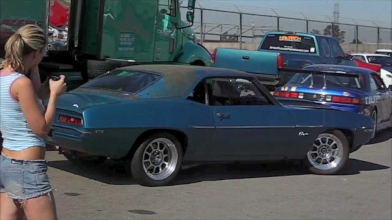 1969 Camaro Big Block Open Exhaust