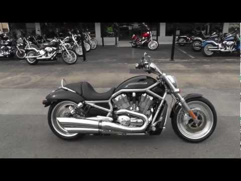 Used 2007 Harley-Davidson V-Rod VRSCAW Motorcycle For Sale