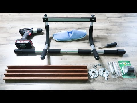 How to Install a Portable Hangboard with Zero Damage to Your Wall